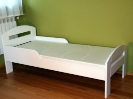 Peuterbed Timmy 80 x 180 cm